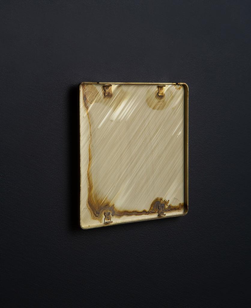 Smoked Gold Blank Fascia