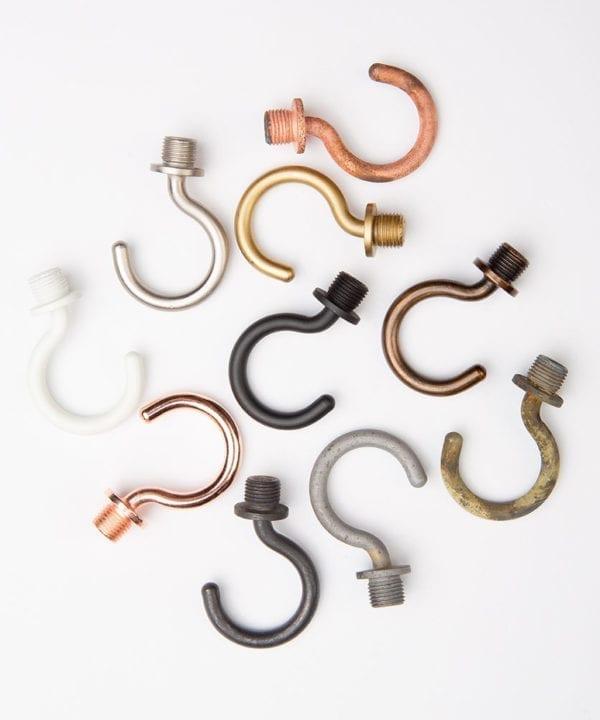 metal c hook