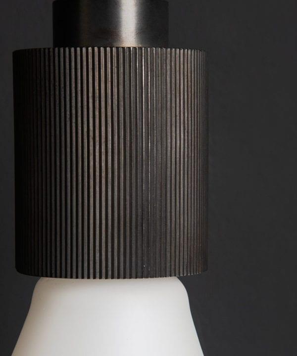 Belgravia Antique Black Wall Light