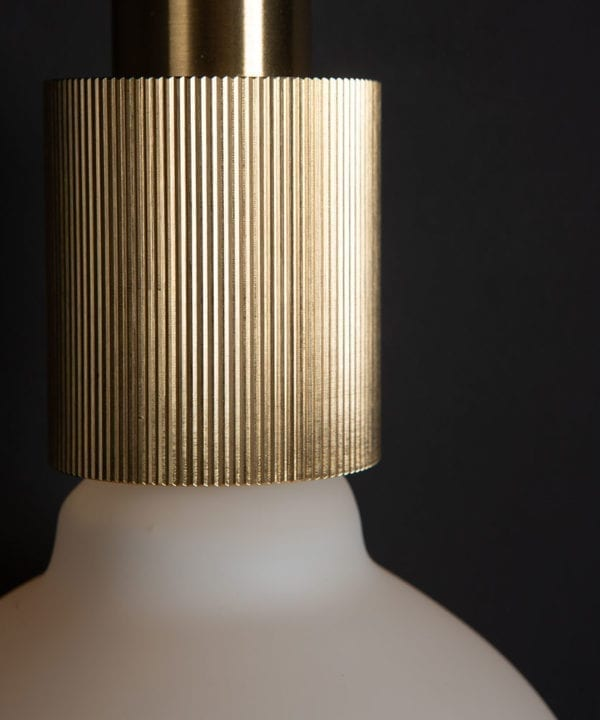 Brass Wall Light