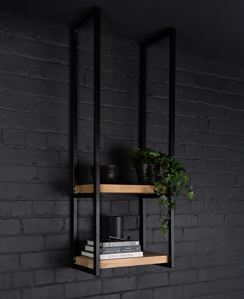 Knox Metal Shelf Brackets