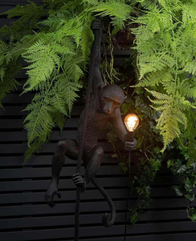 Marcel monkey outdoor light
