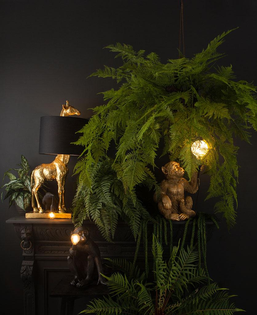 animal lamp