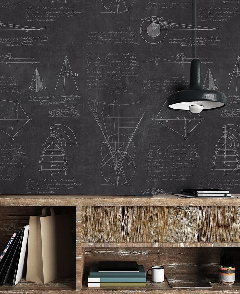 newton geometry premium wallpaper
