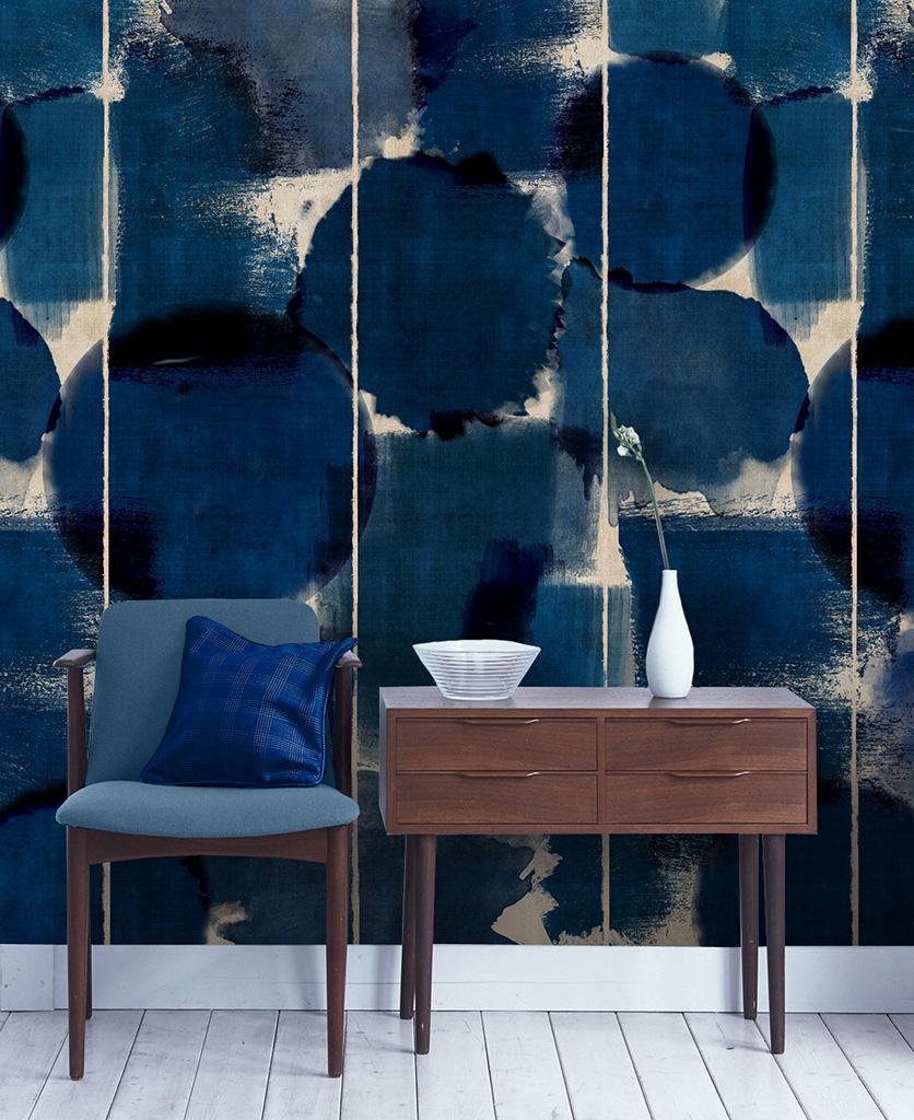 indigo marvel blue wallpaper