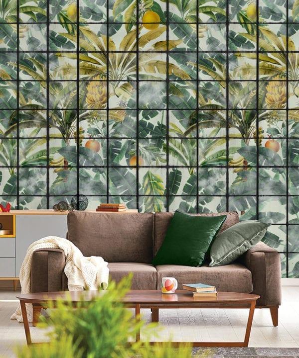 orangerie wallpaper
