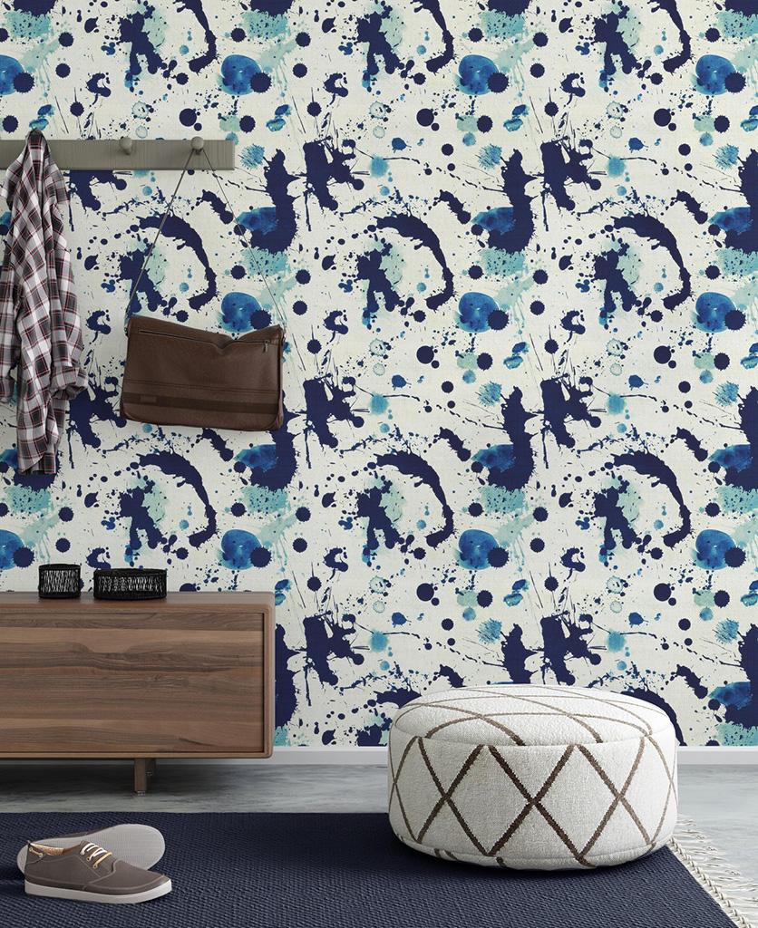 splatters wallpaper