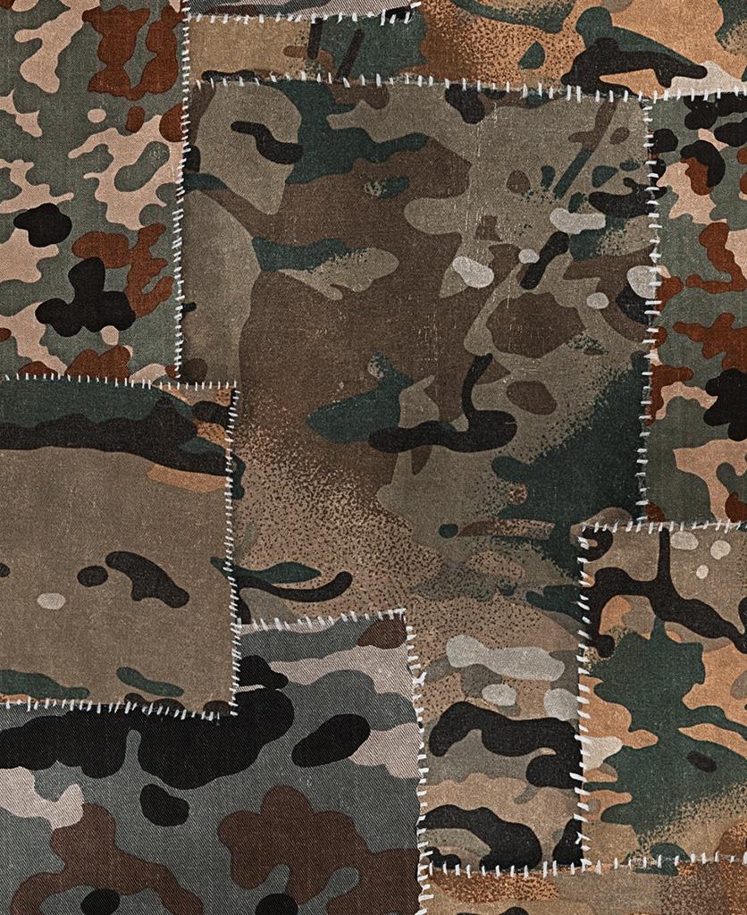 camo brown wallpaper close up