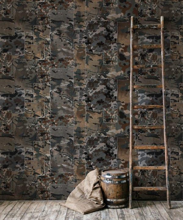 camo brown wallpaper