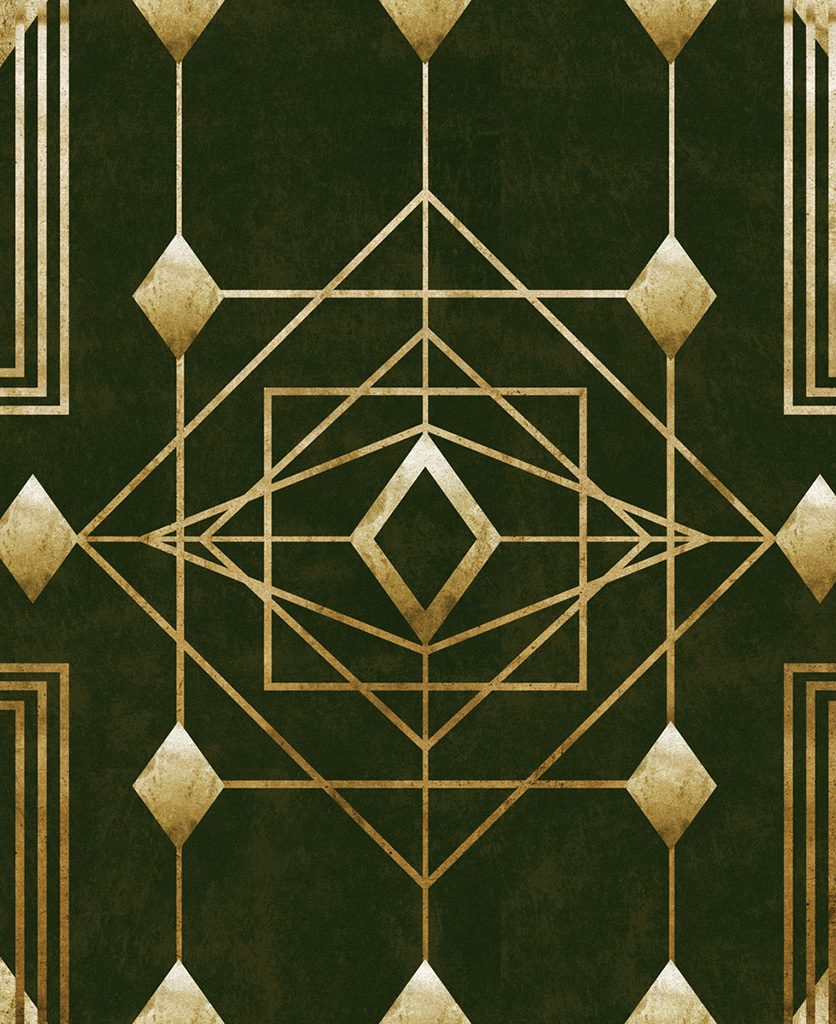 gatsby wallpaper close up