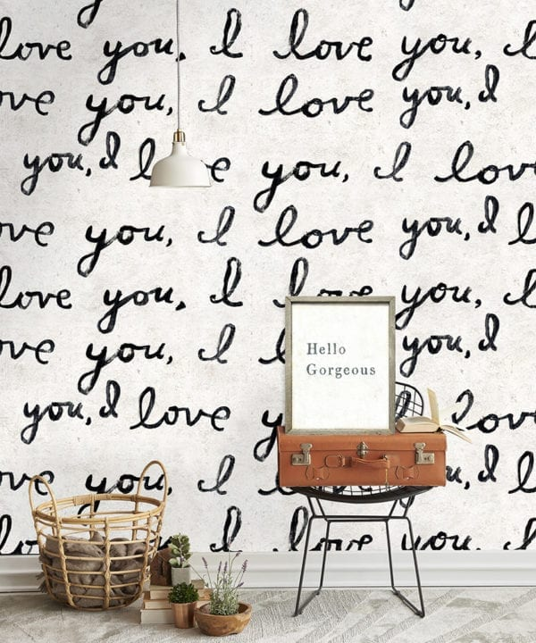 I love you, I love you wallpaper