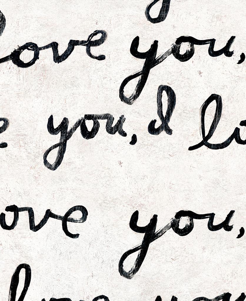 I love you, I love you wallpaper close up