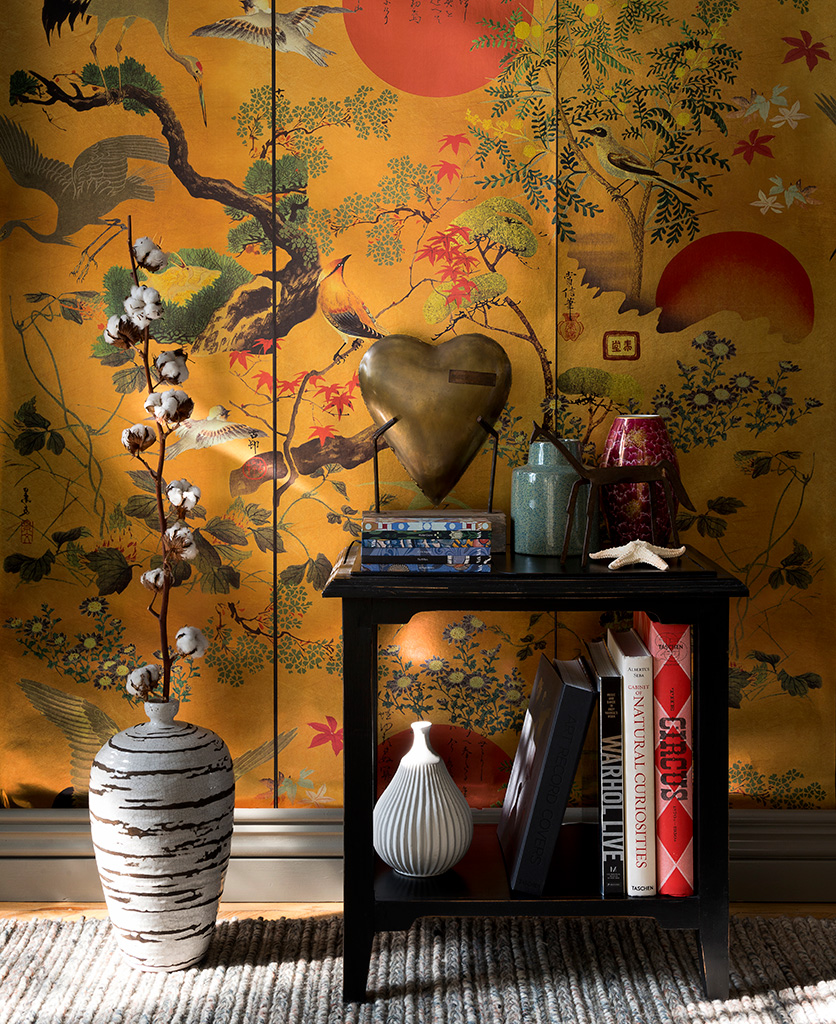 byobu metallic edition wallpaper