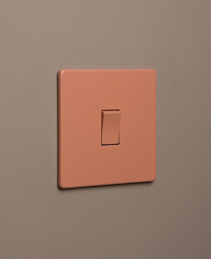 cinnamon 1g rocker single switch