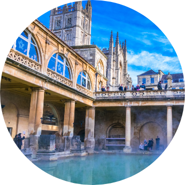 Photo of Bath, one of the UK's most stylish cities