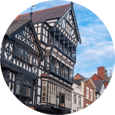 Photo of Chester, one of the UK's most stylish cities