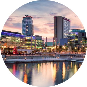 Photo of Salford, one of the UK's most stylish cities