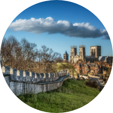 Photo of York, one of the UK's most stylish cities