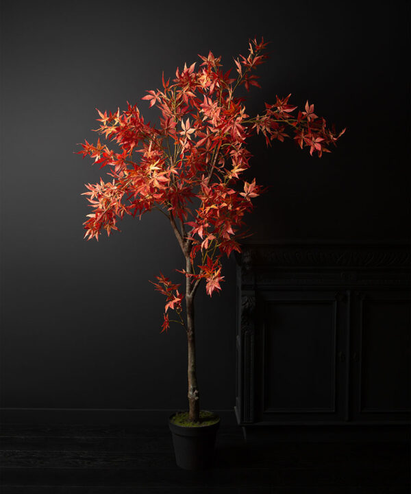 acer tree faux plant